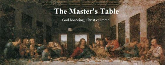 The Master's Table