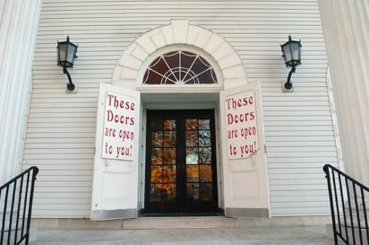 open school doors. Open Door School Doors