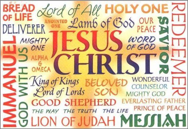 my - Jesus Christmas Cards