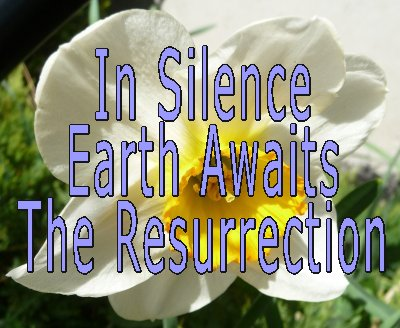 April 2012 the master 39 s table - Holy saturday images and quotes ...