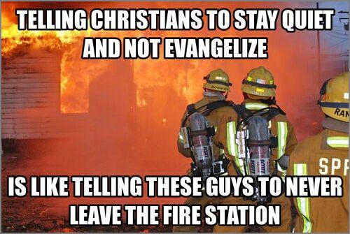 hap mon, evangelism