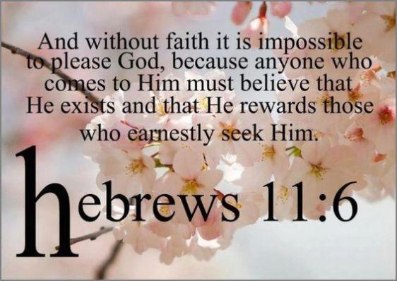 Heb 11 6 faith