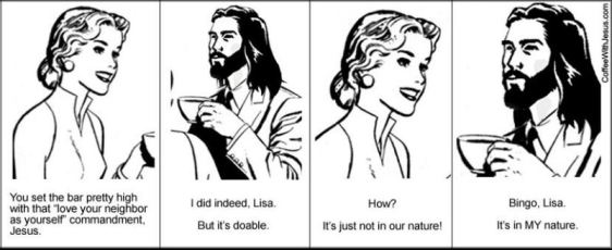 Coffee with Jesus - Doable