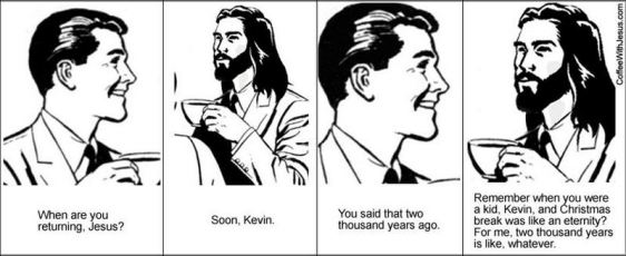 coffee w Jesus, soon