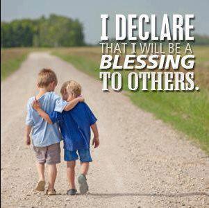 hap mon, blessing