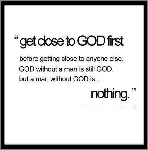 hap mon, god and man