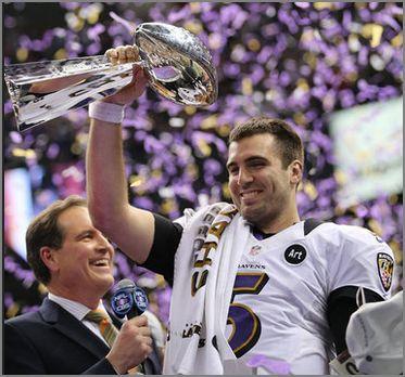 Ravens, Super Bowl 47