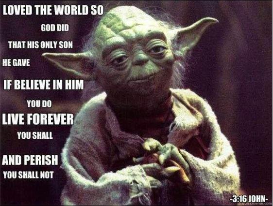 Yoda version