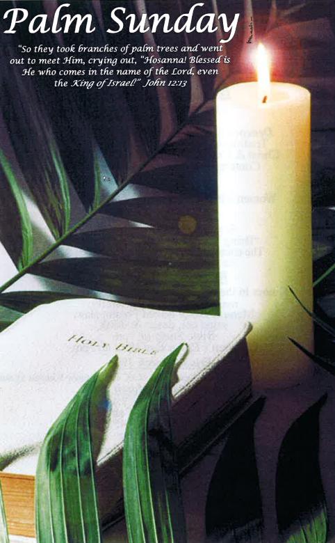 Palm Sunday image