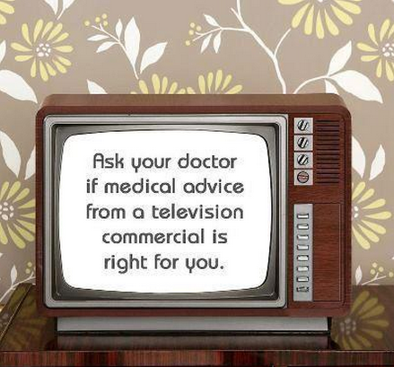 tv medical advice