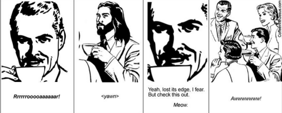coffee with Jesus, check this out