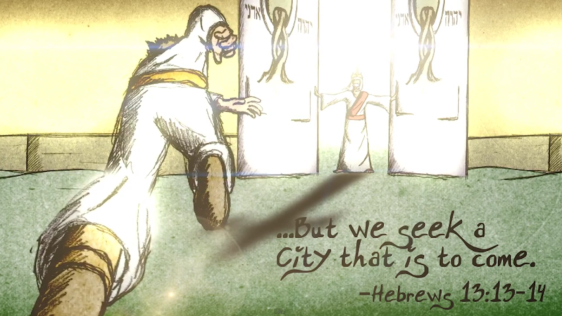 seeking a city