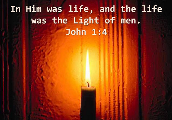 Image result for john 1:4