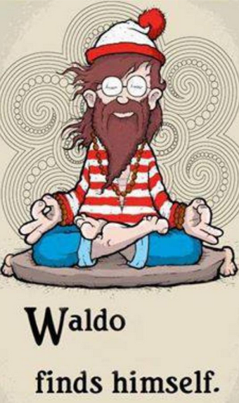waldo finds himself