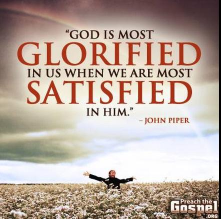 glorified
