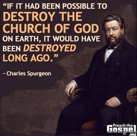 Spurgeon on church