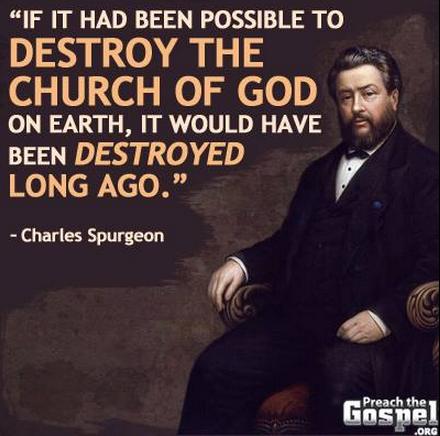 Spurgeon on church