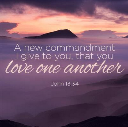 new commandment