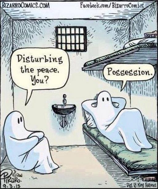 ghost prison