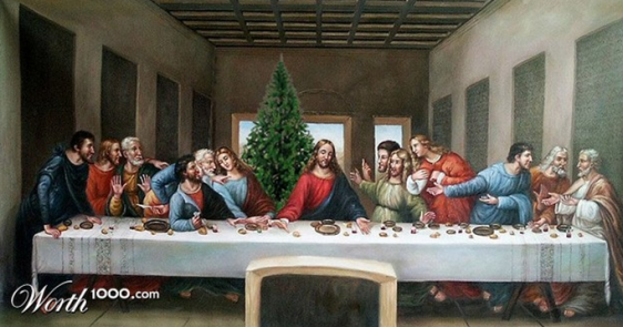 Christmas last supper (1)