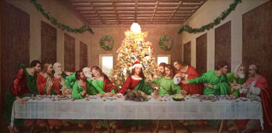Christmas last supper (2)