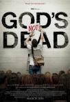 God's not dead, poster