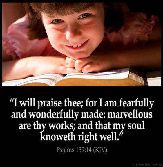 Psalms 139 14