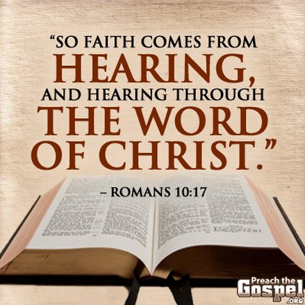 faith hearing