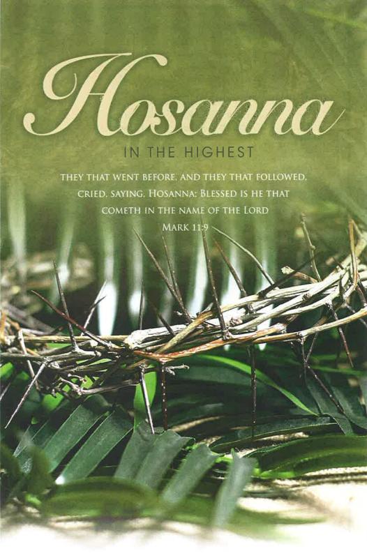 hosanna | The Master's Table
