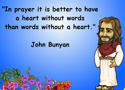 John Bunyan on prayer