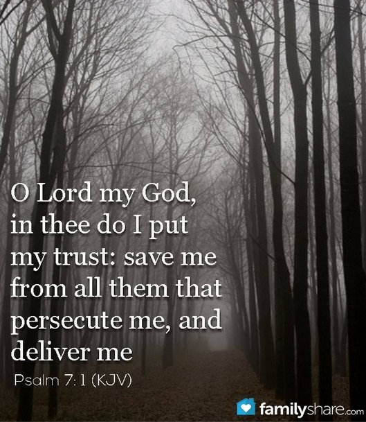 Psalm 7 1