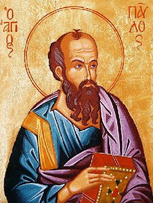 st paul of tarsus For, paul said, i am a man that am a jew of tarsus, a city in cilicia, a citizen of no  mean city acts, xxi 39 the statement quoted above was made by st paul to.