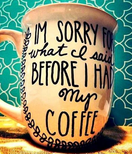 apology mug