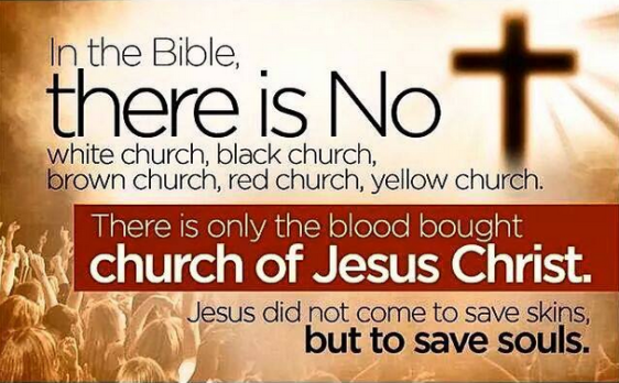 only one Church