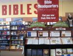 Bible store