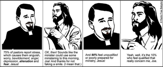 Coffee with Jesus, unqualified