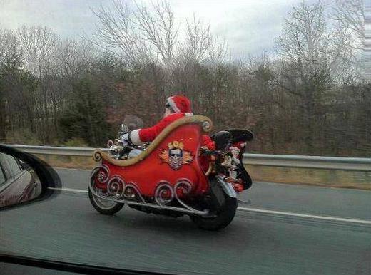 sleigh rider