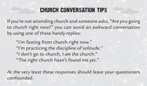 church conversion tips