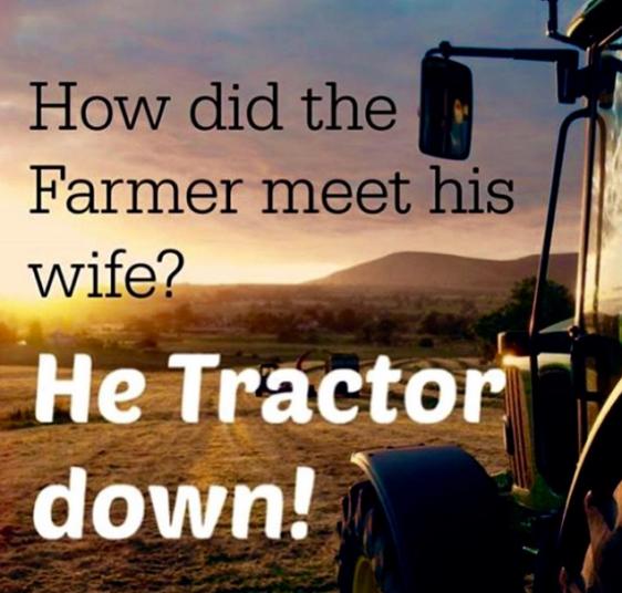 tractor pun