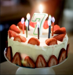 7 candle