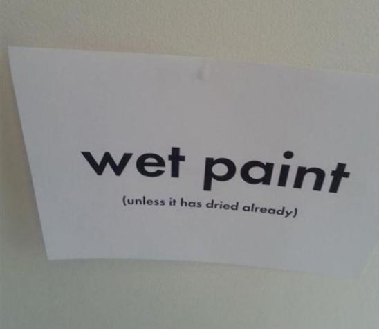 Schrodinger's paint