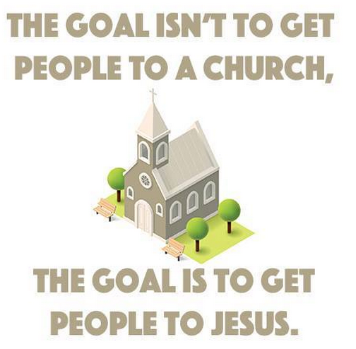church, Jesus