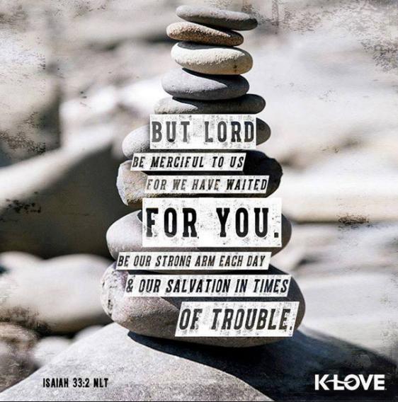 Isaiah 33 2