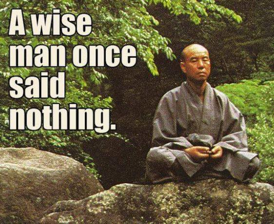 wise man