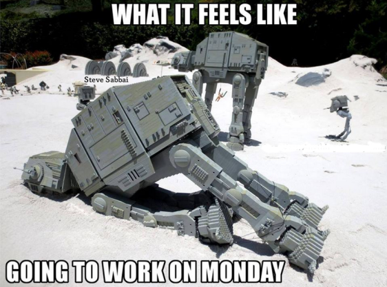 Star Wars Monday