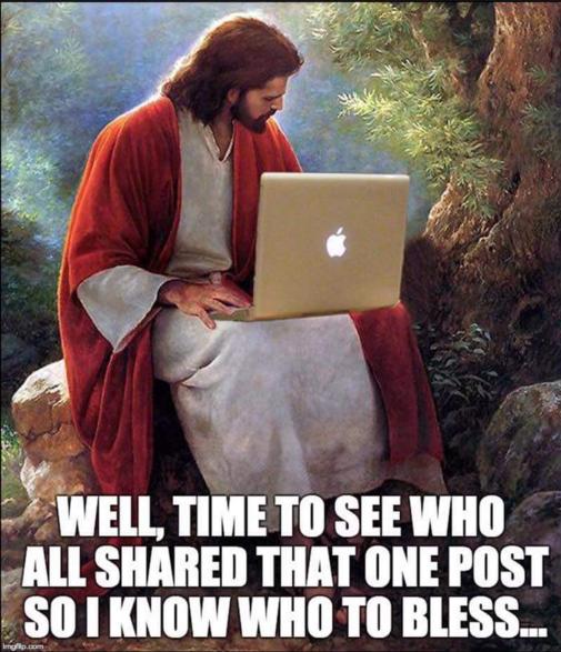 Jesus posts