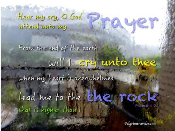 Psalms 61 1&2