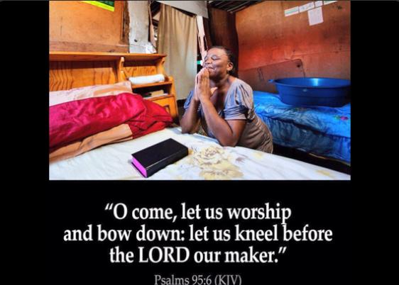 psalms 95 6