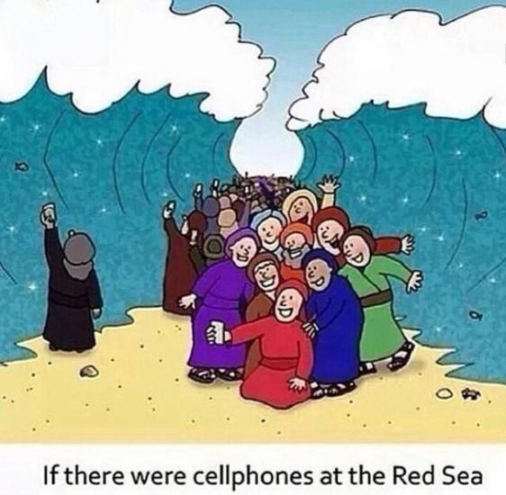 sea selfie
