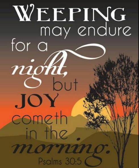 Psalms 30 5